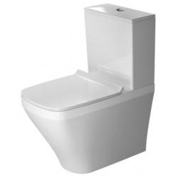 Duravit DuraStyle Mélyöblítésű Hátsó Alsó Kifolyású Kombináció Álló WC 215509 00 00