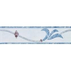Zalakerámia Duna / Mura / Tisza DUNA SZ-4 dekorcsík 20 x 5 cm