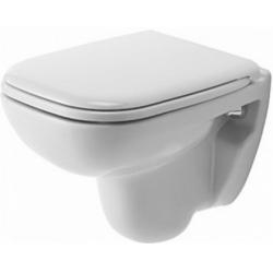 Duravit D-Code Mélyöblítésű Compact Fali WC 221109 00 002
