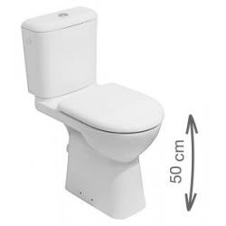 Jika Olymp 823616 Emelt Magassággal Mélyöblítésű Kombi Álló WC