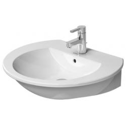 Duravit Darling New Falra Szerelhető Mosdó 262165 00 30  65x55 cm