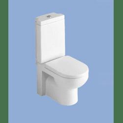 Alföldi Liner Mélyöblítésű Hátsó Kifolyású Monoblokk Wc 6639 L1 R1