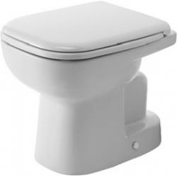 Duravit D-Code Mélyöblítésű Alsó Kifolyású Álló WC 211001 00 002