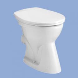 Alföldi Bázis Mélyöblítésű Hátsó Kifolyású Álló WC 4031 00