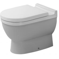 Duravit Starck 3 Mélyöblítésű Hátsó Kifolyású Álló WC 012409 00 00