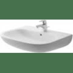 Duravit D-Code Med Falra Szerelhető Mosdó 231360 00 002 60x55cm