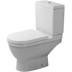Duravit Starck 3 Mélyöblítésű Hátsó Kifolyású Kombináció Álló WC 012609 00 00