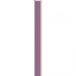 Kwadro Listwy szklane Wrzos dekorcsík 2,3 x 25 cm