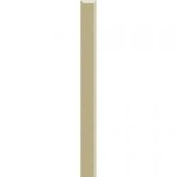 Kwadro Listwy szklane Beige dekorcsík 2,3 x 25 cm