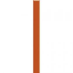 Kwadro Listwy szklane Arancione dekorcsík 2,3 x 25 cm