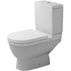 Duravit Starck 3 Mélyöblítésű Alsó Kifolyású Kombináció Álló WC 012601 00 00