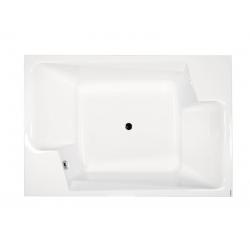 M-Acryl Grande különleges kád 190x125 cm