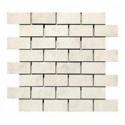 Marazzi Stone-Collection M54Q Stone-White üvegszálas ragasztott mozaik 30 x 30 cm