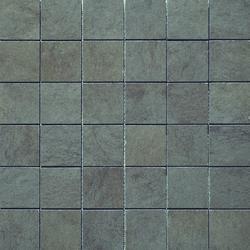 Marazzi Stone-Collection M54W Stone-Anthracite üvegszálas ragasztott mozaik 30 x 30 cm