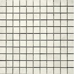 Marazzi Stone-Collection M54Z Stone-White üvegszálas ragasztott mozaik 30 x 30 cm
