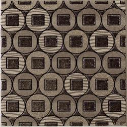 Marazzi Naturalstone M6QQ Inserto Naturalstone Brown / Naturalstone Beige dekorcsempe 10 x 10 cm