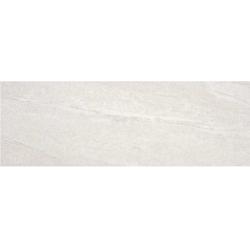 Rocersa Materia Blanco gres falicsempe és padlólap 29 x 85 cm