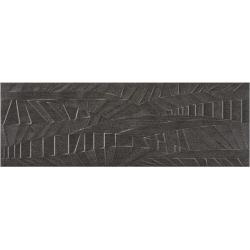 Rocersa Materia Dec-2 Antracita dekorcsempe 29 x 85 cm