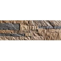 Mijares Menfis Pizarra falburkolat 15 x 45 cm