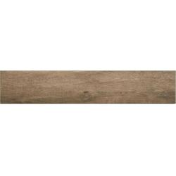 STN Ceramica Merbau Viejo gres fahatású padlólap 23x120 cm
