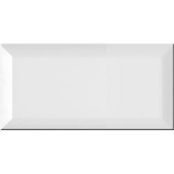 Ege Seramik Metro White falicsempe 10x20 cm