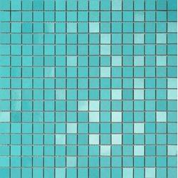 Marazzi Concreta MHYB Mosaico üvegszálas ragasztott mozaik 32,5 x 32,5 cm