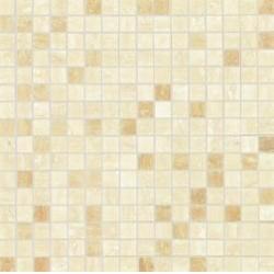 Marazzi Stonevision MHZS Mosaico üvegszálas ragasztott mozaik 32,5 x 32,5 cm