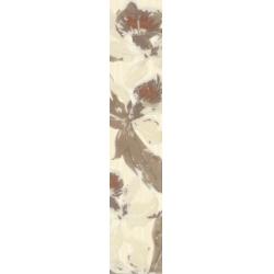 Kwadro Milek Beige dekorcsík 4,8 x 25 cm