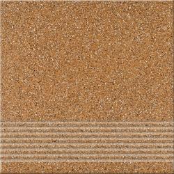 Opoczno Milton Orange Steptread lépcsőlap 29,7 x 29,7 cm