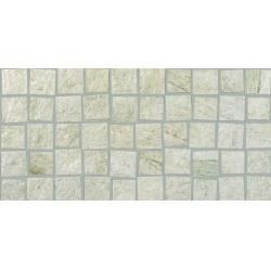 Marazzi Multiquartz MJS0 Mosaico üvegszálas ragasztott mozaik 30 x 60 cm