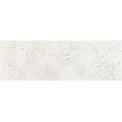 Marazzi Oficina7 MKS7 Decoro Bianco / Grigio dekorcsempe 32,5 x 97,7 cm