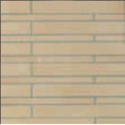 Marazzi Stonehenge MKZ1 Stonehenge Beige üvegszálas ragasztott mozaik 30 x 30 cm