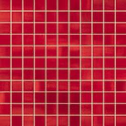 Arte MS-Pueblo 4 piros mozaik 30 x 30 cm