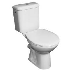 Jika Zeta 825396 Mélyöblítésű Kombi Álló WC