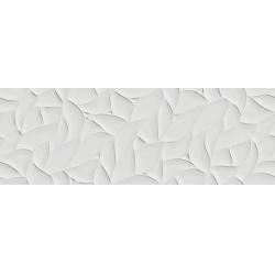 Porcelanosa Oxo Deco Blanco dekorcsempe 31,6x90 cm