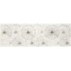 Paradyz Nirrad Biacno Inserto dekorcsempe 20x60 cm
