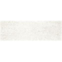 Paradyz Nirrad Biacno Kropki falicsempe 20x60 cm