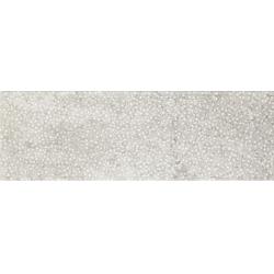 Paradyz Nirrad Grys Kropki falicsempe 20x60 cm