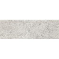 Paradyz Nirrad Grys Struktura falicsempe 20x60 cm