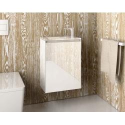 Prisma Glass 46 T-Boss Fürdőszobabútor