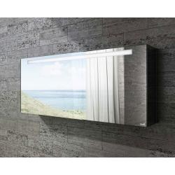 Prisma Glass Mirror 120 T-Boss Fürdőszobabútor