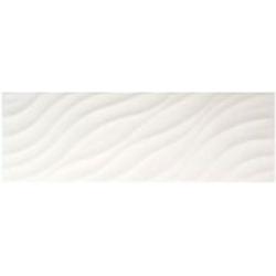 Azulev Pure Level Blanco falicsempe 20 x 60 cm