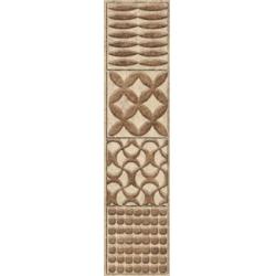 Kwadro Rixos Beige dekorcsík 9,7 x 40 cm