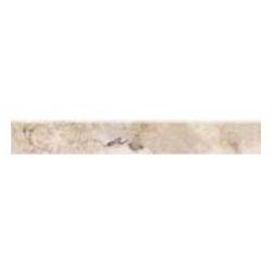 Azulev Rodapié Scabos Silver lábazati elem 8 x 60 cm