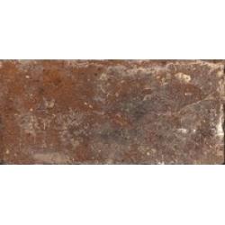 Rondine Bristol Red J85536 gres falicsempe és padlólap 17x34 cm