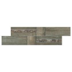Rondine Salvage Fascia Musk J84667 mozaik mix 14x50 cm