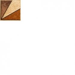 Kwadro Rufus Brown sarokelem 7,7 x 7,7 cm