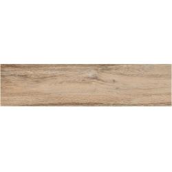Porcelaingres Grove Wood Rust Wood gres fahatású padlólap 22,5x90 cm