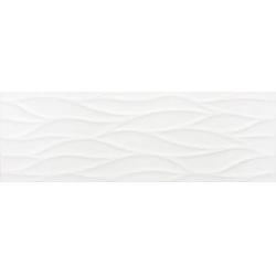 Azulev Sea White falicsempe 30 x 90 cm