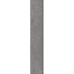 Kwadro Sexstans Grafit lábazati elem 7,2 x 40 cm